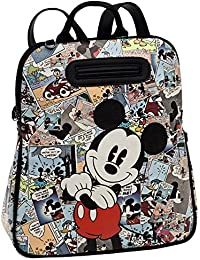 Disney Mickey Comic Mochila Infantil, 13.02 Litros, Color Varios Colores
