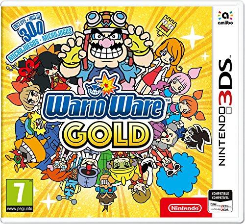 Wario Ware Gold (precio: 34,90€)