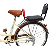 Bicycle Rear seat Child Safety seat Mountain Bike Baby Cushion Foot Set Safety Carrier, Children Bicycle Rear seat armrest Cu