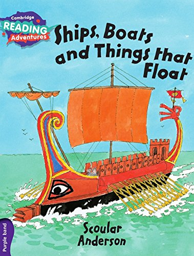 Ships, boats and things that float