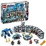 LEGO 76125 - Marvel Super Heroes Iron Mans Werkstatt