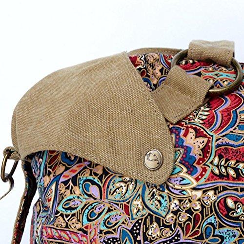 Chang Spent Trend für Taschen Umhängetasche Handtasche Schultertasche Frauen a