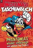 Micky Maus Taschenbuch Nr. 03: Phantomias wieder unterwegs und weitere Top-Comics