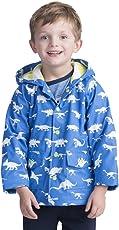 Hatley Jungen Regenmantel Printed Raincoat