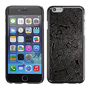 Omega Covers - Snap on Hard Back Case Cover Shell FOR Iphone 6/6S (4.7 INCH) - Pattern Nature Ice Environment