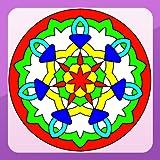 Coloriage - Mandala...