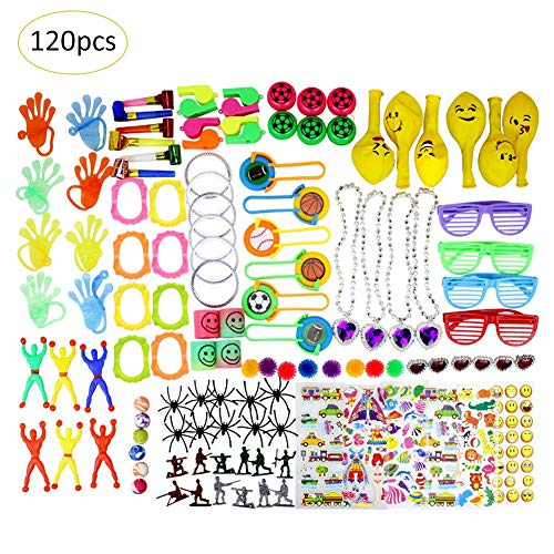 Coseyil Kinder Party Spielzeug 120 Teile Sets Puzzle Kleine Spielzeug Für Kinder Party Favors Supplies School Award