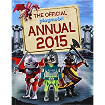 The Official PLAYMOBIL Annual 2015 (Annuals 2015)