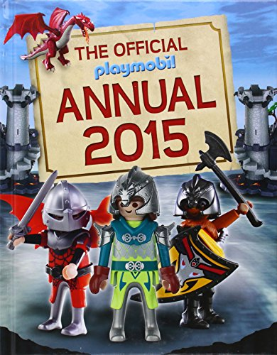 The Official Playmobil Annual (Annuals 2015)