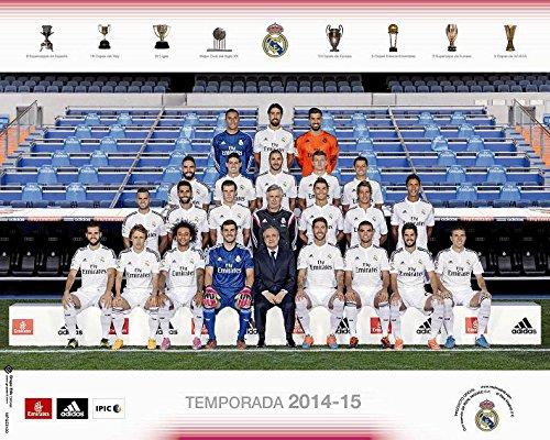Grupo Erik Editores mpge0120-Mini Poster Real Madrid 2014/2015Einlegesohle, 40x 50cm - Real 2014-poster Madrid