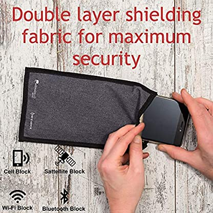 Armadillo-pro-tec-RFID-Signale-Faraday-Tasche-fr-die-meisten-Handys-und-Schlssel-fr-Auto-PKW-fobs-mit-Tasche-zum-Schutz-von-Keyless-Inund-Handy-zum-Hacken-die-Diebstahl