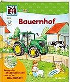 WAS IST WAS Junior Band 1. Bauernhof: Frühling, Sommer, Herbst und Winter - Was macht der Bauer rund ums Jahr?