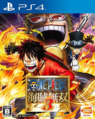 ONE PIECE Kaizoku Musou / Pirate Warriors 3 [PS4]ONE PIECE Kaizoku Musou / Pirate Warriors 3 [PS4] [Japanische Importspiele]
