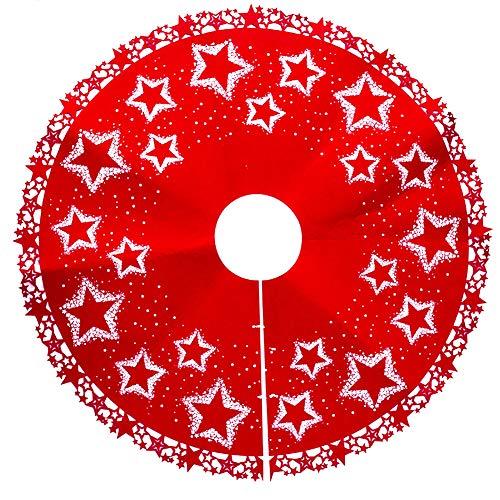 DDG EDMMS Vestido de árbol de Navidad 100 cm