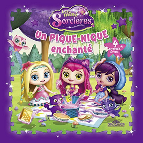 Les Mini-sorcières - Un pique-nique enchanté