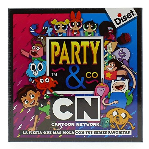 Diset Party & Co Cartoon Network