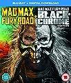 Mad Max: Fury Road Black & Chrome [Blu-ray] [2017]