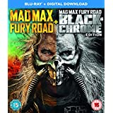 Mad Max: Fury Road Black & Chrome [Blu-ray] [2017] UK-Import, Sprache-Englisch