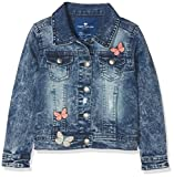 TOM TAILOR Kids Mädchen Jacke Jacket Outdoor, Blau (Original 1000), 92 (Herstellergröße: 92/98)