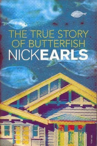book cover of The True Story of Butterfish