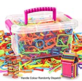 Best Kids Birthday Gifts - Moonlove Kids Construction Building Blocks Bars 300pcs DIY Review