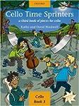 Cello Time Sprinters +CD - Violoncelle