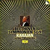 Beethoven: Symphonien 5 & 9 (Aufnahme 1982/1983) [Vinyl Schallplatte] [2 LP Box-Set]