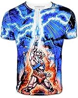 He-Man Masters Of The Universe Power Comic SuperHero T-Shirt
