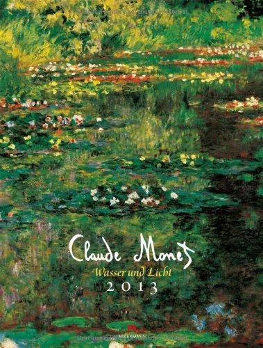Claude Monet - Wasser und Licht 2013 (Merkur Wasser)