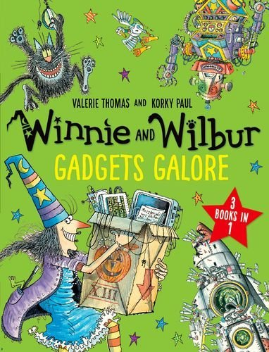 Gadgets galore and other stories : 3 books in 1