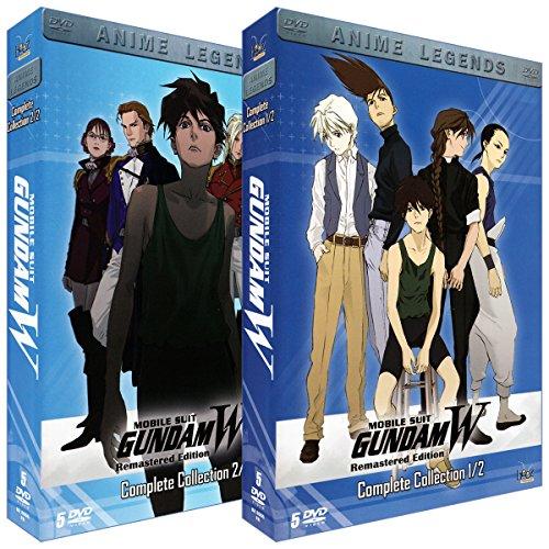 Gundam Wing - Intégrale - 2 Coffrets (10 DVD)