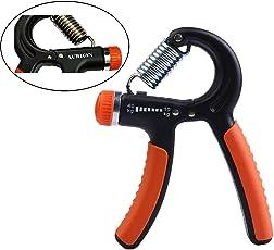 Cratos Adjustable Hand Grip Strengthener