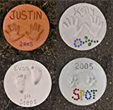 Elan Design Keepsake Garden Stone Memories Cast in Stone with Keepsake Garden Stone
