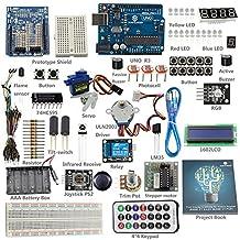 SunFounder Starter Learning Kit para Arduino Principiante