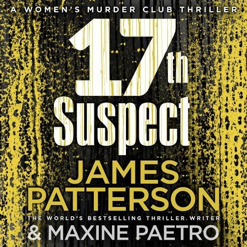 17th Suspect: (Women's Murder Club 17)