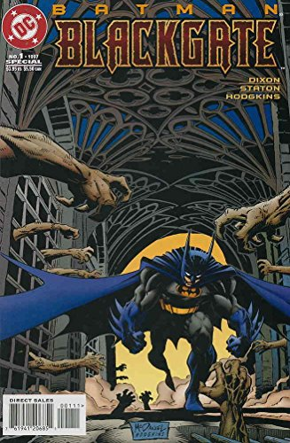 Batman Detective Comics Annual # 10 The Warrior Breed (1997)