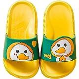 2021 Nuevo Zapatos para Niña Niño Unisex niños Chanclas Dinosaurio Antideslizantes Cómodo Sandalias Chico Chica Verano Planas