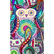 Password Journal: Password Keeper / Owl Gifts ( Internet Address Logbook / Diary / Softback Notebook ) [ Carnival ]