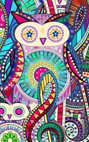 Password Journal: Password Keeper / Owl Gifts ( Internet Address Logbook / Diary / Softback Notebook ) [ Carnival ] (Password Journals - Animals)
