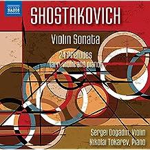 Violinsonaten Nach Den 24 Prel [Import allemand]