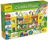 Liscianigiochi- Carotina Il Castello Magico Parlante, Multicolore, 68401