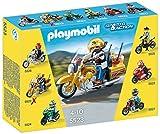 Playmobil Coleccionables Moto Tourer, playset (5523)