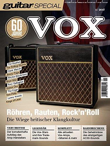 60 Jahre VOX - guitar special