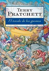 Ómnibus El Éxodo de los gnomos par Terry Pratchett
