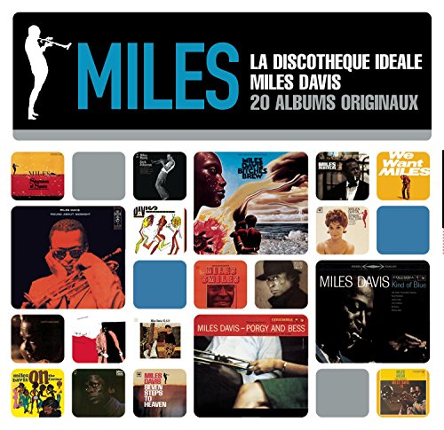 The Perfect Miles Davis Collection[Imported]20 Alben