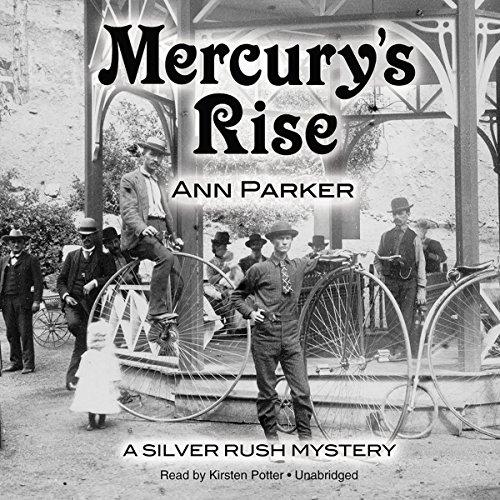 Mercury's Rise  Audiolibri