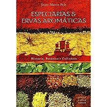 Especiarias E Ervas Aromáticas (Em Portuguese do Brasil)