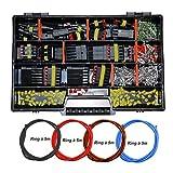 AMP Superseal Starter Set 1-polig bis 6-polig Sortiment Box Kasten mit Kabel Steckverbinder Elektrik KFZ