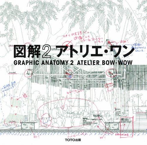 Atelier Bow-Wow - Graphic Anatomy 2 por Aavv