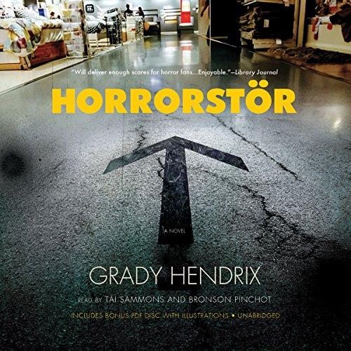 Horrorstor por Grady Hendrix